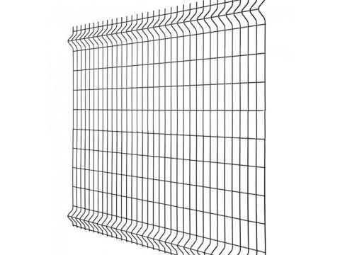Mrežni panel 1200x2500mm tamno zelena 2 pregiba, žica 4/5mm