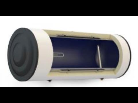 Spremnik za vodu Venman 150L sa izmjenjivačem za termosifonski komplet