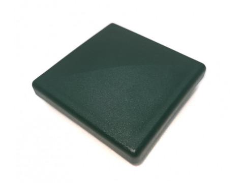 ČEP za stup 60x60, tamno zelena