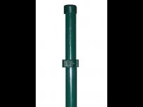 OŠTEĆENO; Stup za ugradnju u beton okrugli fi 48 2000mm  tamno zelena