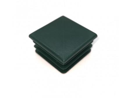 ČEP za stup 40x40, tamno zelena
