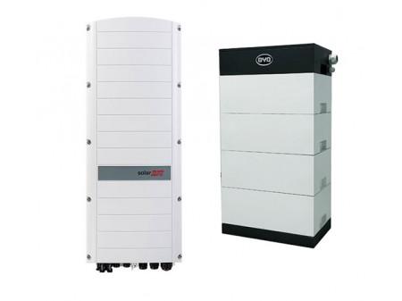 BYD + SOLAREDGE B-BOX L 3.5 (3,5 KWH) + SE5K-RWS STOREDGE HYBRID SET