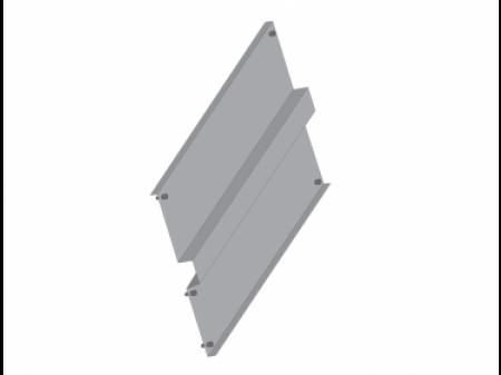 ALUMINIJSKI VJETROBRAN 0.6mm POD KUTEM 5°