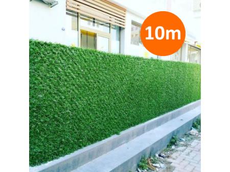 Umjetna trava za ogradu visine 2m, cijena za rolu dužine 10m