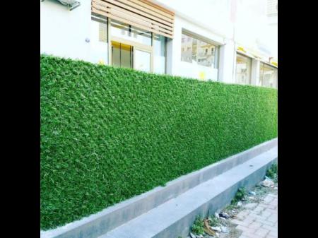 Umjetna trava za ogradu visine 1,5m, cijena za rolu dužine 10m